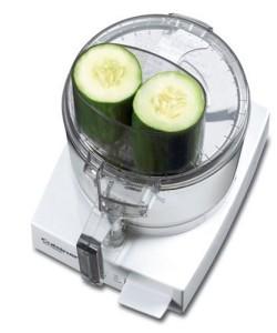 Cuisinart DLC-10S Pro Classic Food Processor Feed Tube