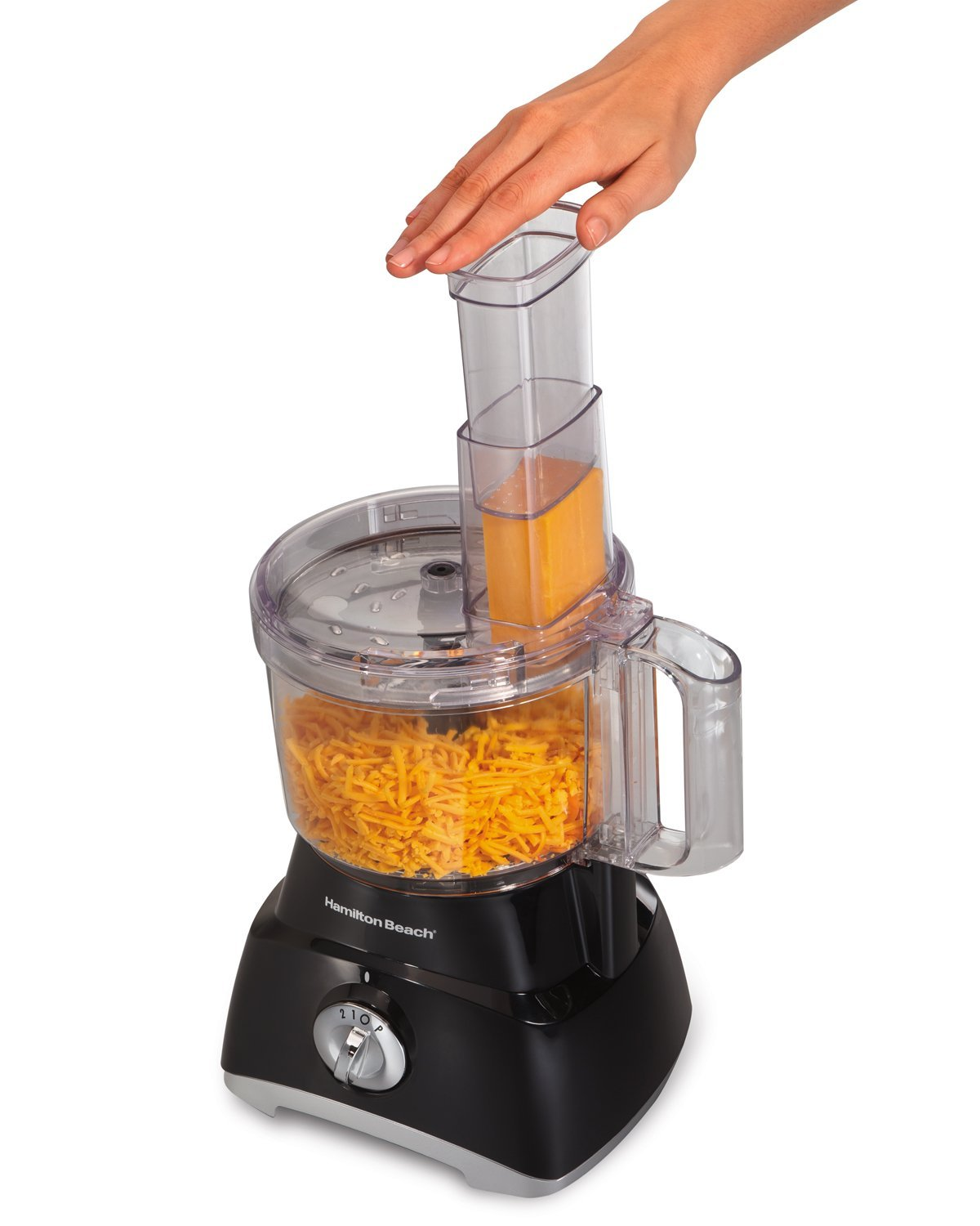 Hamilton Beach 70740 8 Cup Food Processor Review Food