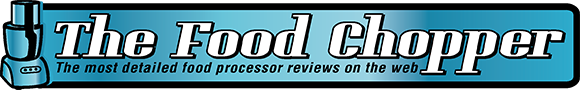 Food Processor Reviews – The Food Chopper