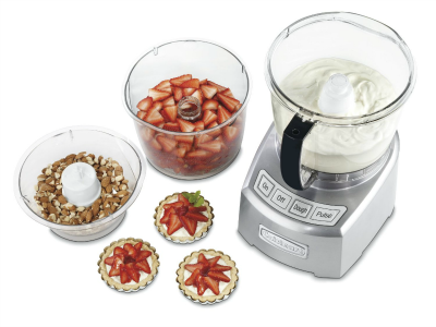Cuisinart FP 14DC Elite Collection Food Processor bowls