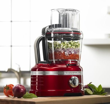 Kitchenaid Dicing Food Processor Review