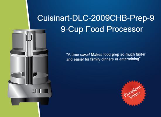 Cuisinart DLC-2009CHB