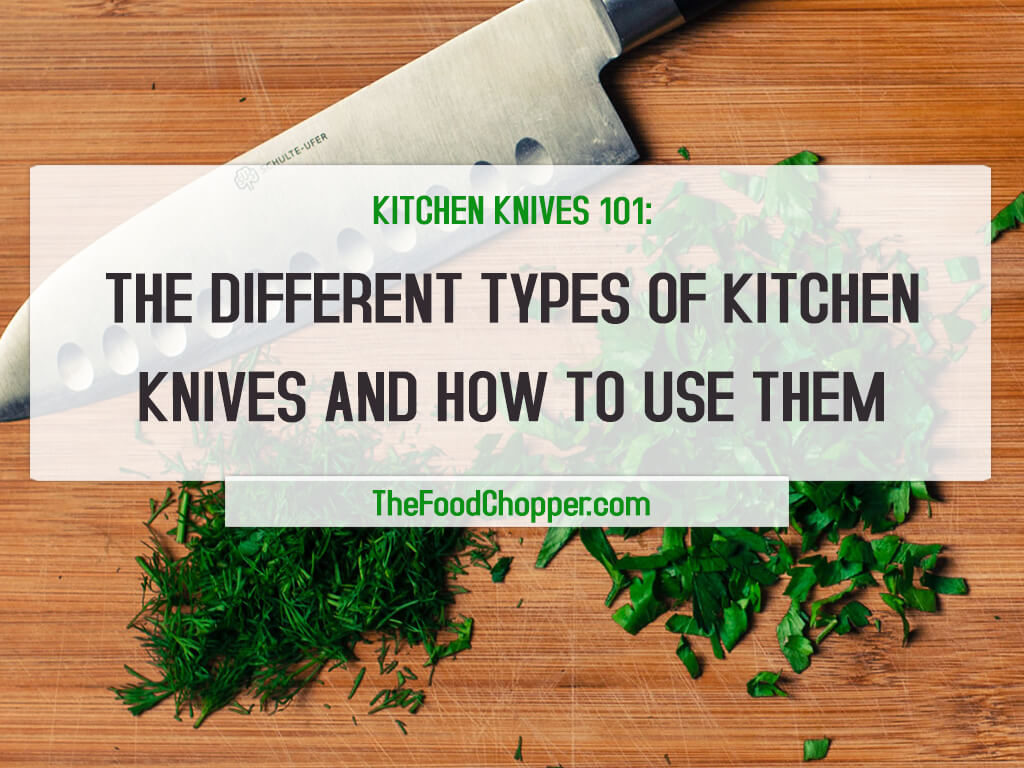 cutlery kitchen knives