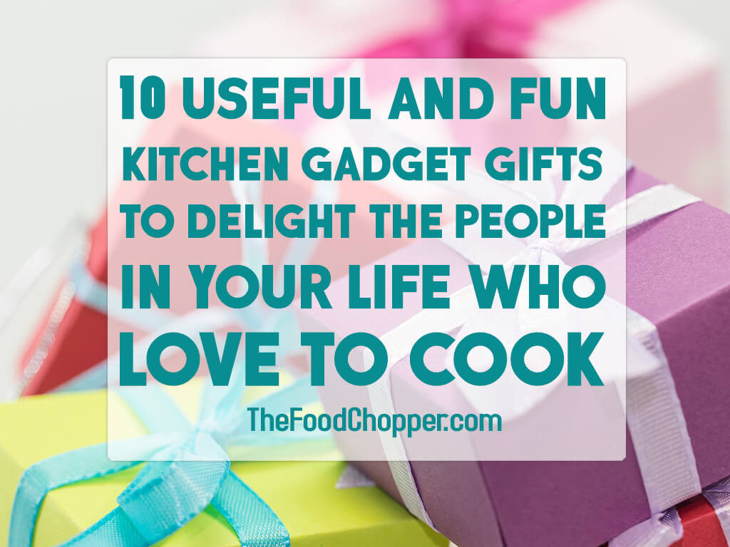 fun kitchen gadget gifts