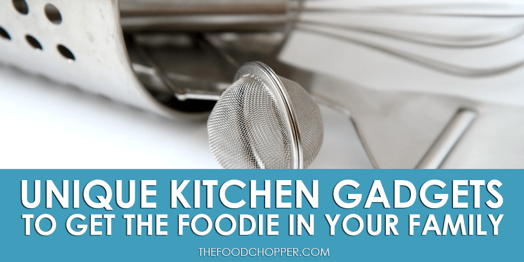unique kitchen gadgets for foodies