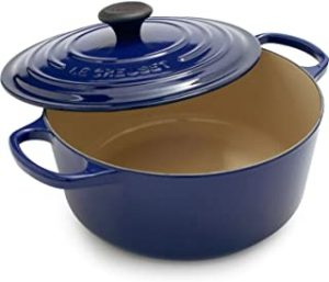Le Creuset Signature Enameled Cast-Iron Round French Dutch Oven
